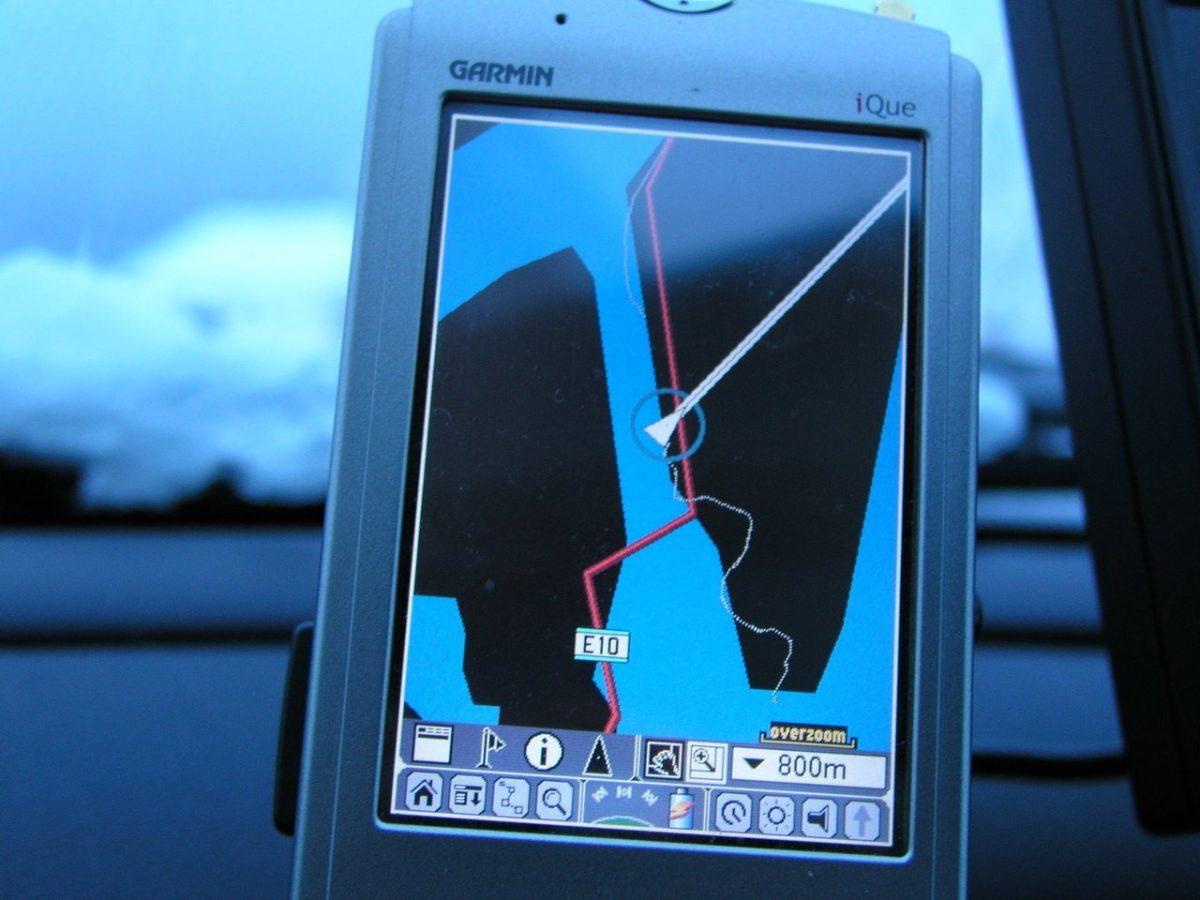 Monitoring GPS w służbie konwojentów